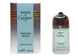Cartier - Pasha ( Fraîcheur Menthe)