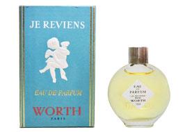 Worth - Je Reviens