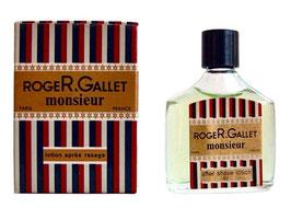 Roger & Gallet - Monsieur