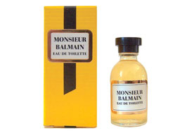Balmain - Monsieur Balmain