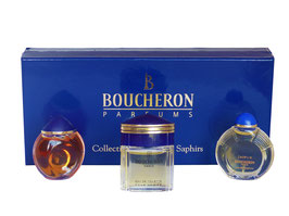 Boucheron - Collection Cabochons Saphirs