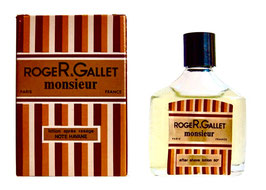 Roger & Gallet - Monsieur - Note Havane