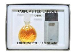 Lapidus - Coffret Ted Lapidus