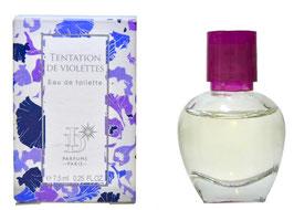 Derroisné Isabel - Tentation de Violettes