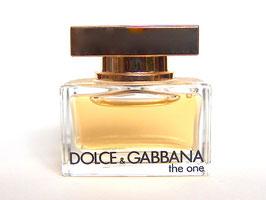 Dolce & Gabbana - The One B