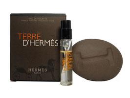 Hermès - Terre d'Hermès - Pierre à parfumer