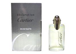 Cartier - Déclaration (I)
