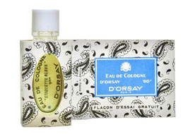 D'Orsay - Etiquette Bleue