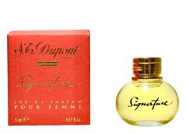 Dupont S.T. - Signature (Femme)