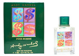 Warhol Andy - Andy Warhol pour Homme