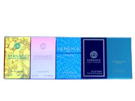 Versace - Coffret 5 miniatures Versace