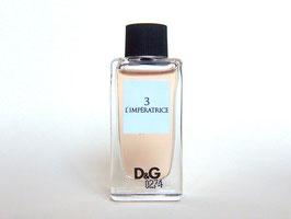 Dolce & Gabbana - 3 L'Impératrice A