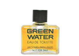 Fath Jacques - Green Water