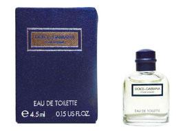 Dolce & Gabbana - Pour Homme B