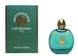 Léonard - Monsieur Léonard