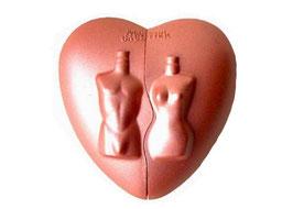 Gaultier - Duo Cœur St Valentin 2005