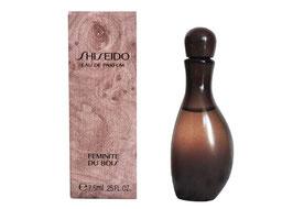 Shiseido - Féminité du Bois