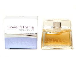 Ricci Nina - Love in Paris