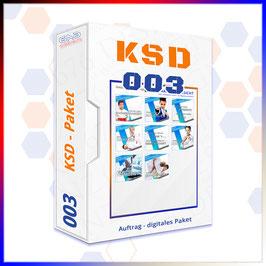 003 - KSD Paket ❖ KSS Attribute - Grafik ❖ Designauftrag