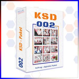 002 - KSD Paket ❖ Themen Social Content ❖ Designauftrag