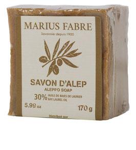 Savon d'Alep - Aleppo Seife - mit 30 % Lorbeeröl für besonders empfindliche und irritierte Haut