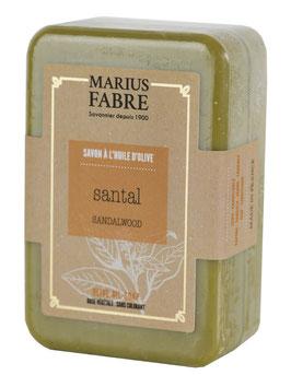 Marius Fabre Sandelholzseife mit Olivenöl und Kokosöl