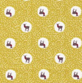 ,DeerDot' gelb Art.-Nr. 288/B