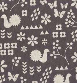 'Garden-Critter Stamp' tiefgrau/natur Art.-Nr. 156/C