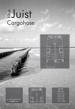 Klein Juist Cargohose, Schnittmuster