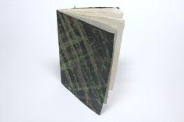Skizzenheft aus handgeschöpftem Papier, 27 x20 cm, mit 20 Seiten