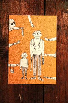 Frerk Postkarten