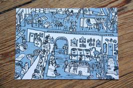 Maulina Postkarten