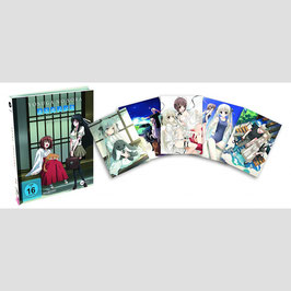 Yosuga no Sora - Vol. 2 - Limited Mediabook Edition (mit 5 exklusiven Art Cards)