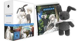 Yosuga no Sora - Vol. 1 - Limited Mediabook Edition (inkl. Sammelschuber & Plüschhase)
