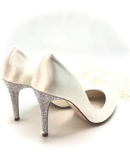 Brautschuhe Cinderella (Einzelstück - OOAK)