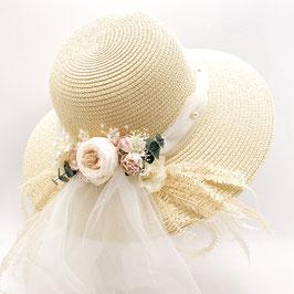 Braut Accessoire, Brauthut statt Brautschleier