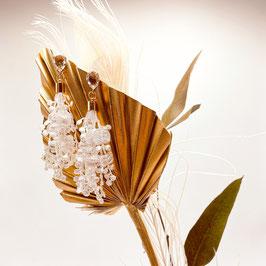 Statement Ohrringe für die Braut - Boho Vibes