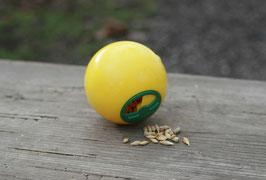 Leckerli-Ball/Spiel-Ball für Hühner und Katzen