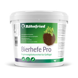 Bierhefe Pro 1500 g