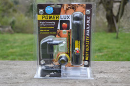 Powerlux Schierlampe mit Zubehör