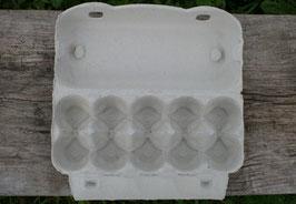 Eischachtel für 10 Hühnereier