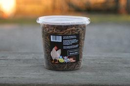 Österr. Mehlwürmer getrocknet, 100 g
