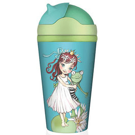 Bamboo Kids Bottle - Queeny and Quaks