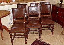 6 Stühle