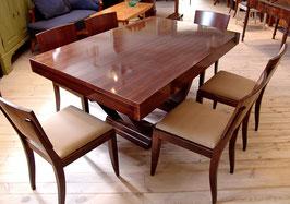 Art Deco Tischgruppe