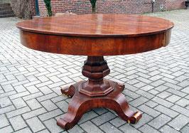 Biedermeier Tisch, ausziehbar