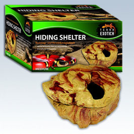 Wet-Box - feuchte Höhle für Leopardgeckos