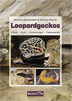 """""""Leopardgeckos"""" (Hardcover)"""