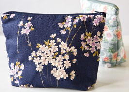 Cosmetic case BENI Yozakura Blue