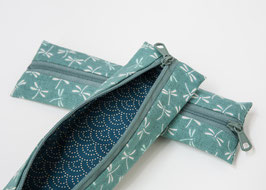Pencil case ENPITSU Tonbo Green
